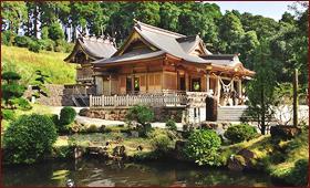 宮崎・都農神社