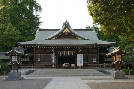 熊本・出水神社