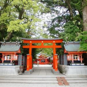 【鹿児島】枚聞神社