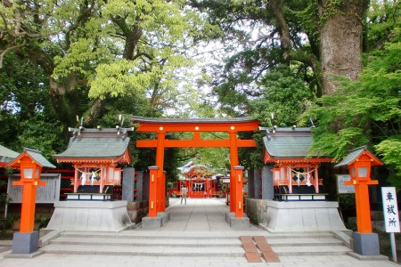鹿児島・枚聞神社