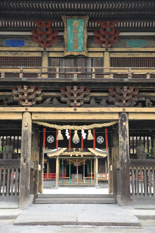 熊本・青井阿蘇神社