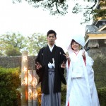 熊本,鹿児島,宮崎,和装,洋装,前撮り,結婚式当日,,結婚式前に1枚