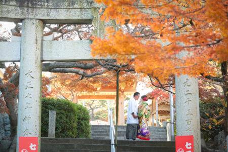 【福岡店】10・11・12月 2019秋早割キャンペーン受付開始!!-福岡 前撮り 紅葉