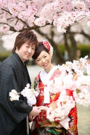福岡 桜前撮りプラン-桜前撮りプラン-10