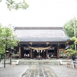 【熊本】菊池神社