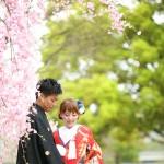 熊本,和装,洋装,前撮り,結婚式当日,,さくら熊本城前撮りプラン-02
