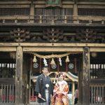 熊本 青井阿蘇神社 神社挙式 スタジオフィール