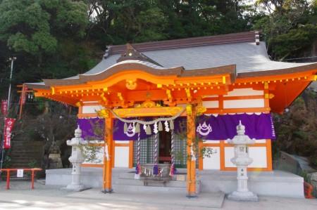 長崎・御館山稲荷神社