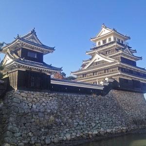 中津大神宮(中津城)