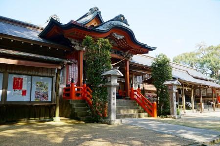 鹿児島・新田神社
