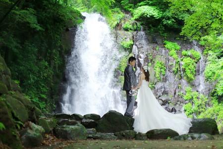 阿蘇・白糸の滝