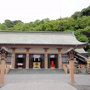 【鹿児島】照国神社