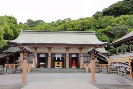 鹿児島・照国神社