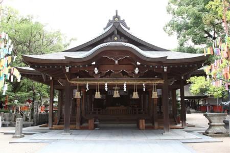 福岡・宇海八幡宮