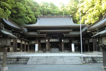 北九州市・高見神社