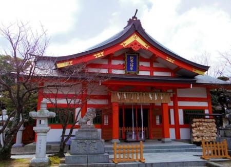 福岡・紅葉八幡宮