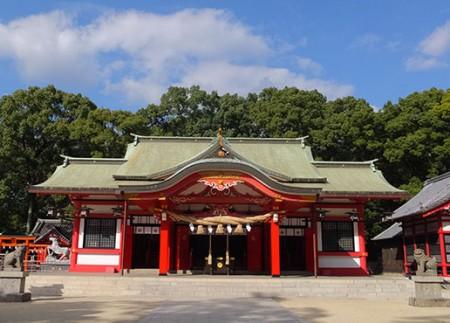 大分・春日神社