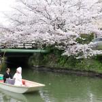 福岡,和装,洋装,前撮り,結婚式当日,,柳川川下り