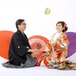 福岡,和装,洋装,前撮り,結婚式当日,,スタジオ撮影  スタジオフィール