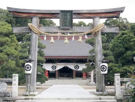 山口・松陰神社