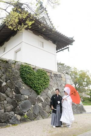 佐賀城前撮りプラン