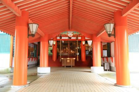 長崎・佐世保宮地嶽神社