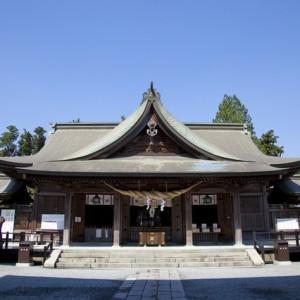 【熊本】阿蘇神社