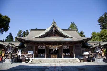 熊本・阿蘇神社