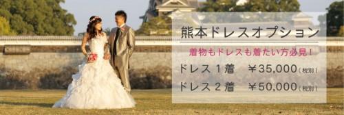 熊本ドレス追加たくさん着たい和装も洋装も着物熊本城海御立岬天草阿蘇益城菊地新市街市内