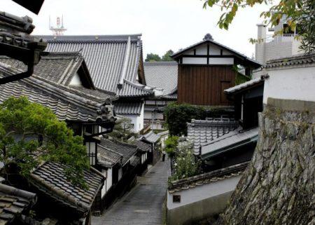 臼杵 武家屋敷