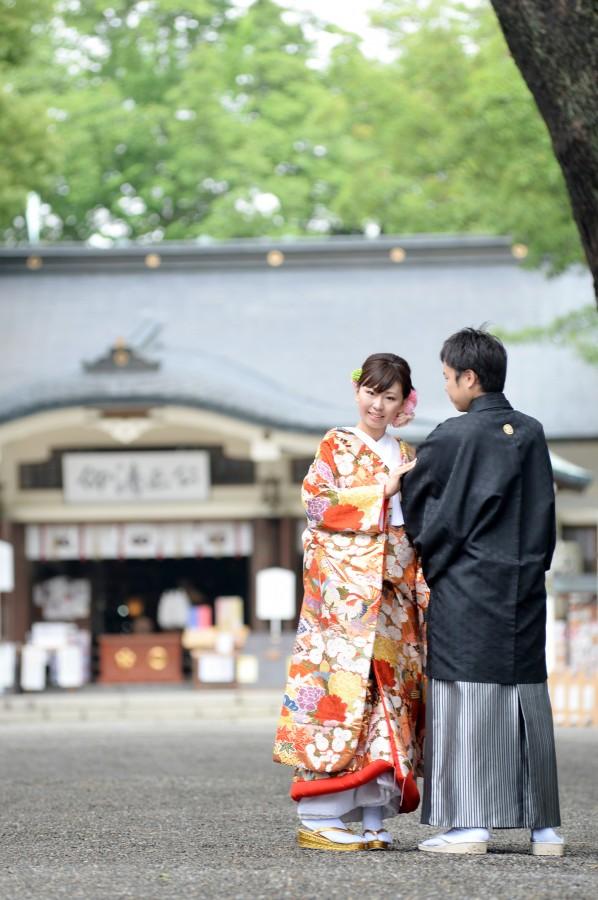 加藤神社前撮り