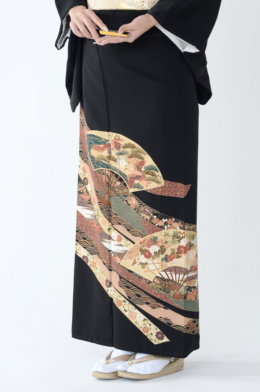 熊本店黒留袖KUKT–300(101)