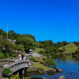 水前寺成趣園  (水前寺公園)