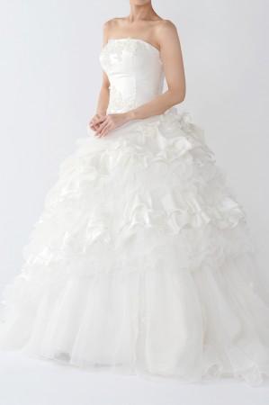福岡店ウェディングドレス FW-002