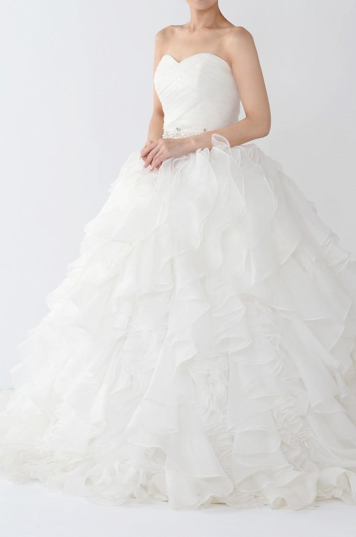 福岡店ウェディングドレス FW-003
