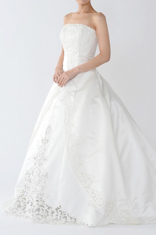 熊本店ウェディングドレス KW-008