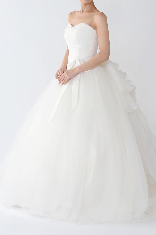 熊本店ウェディングドレス KW-010