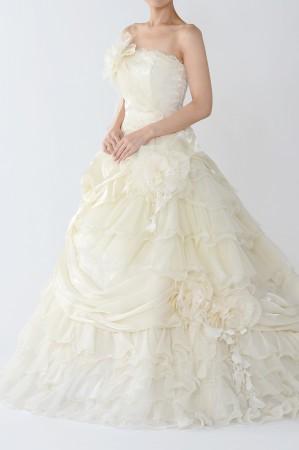 熊本店ウェディングドレス KW-013