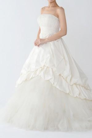熊本店ウェディングドレス KW-014