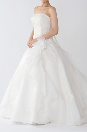 熊本店ウェディングドレス KW-015