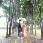 北九州,広島,福岡,長崎,山口,佐賀,大分,和装,洋装,前撮り,結婚式当日,,上五島・小値賀
