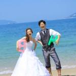 早朝海ロケーション 10,000円割引キャンペーン-福岡・熊本 海ロケーション ドレス12