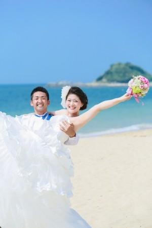 早朝海ロケーション 10,000円割引キャンペーン-福岡・熊本 海ロケーション ドレス11