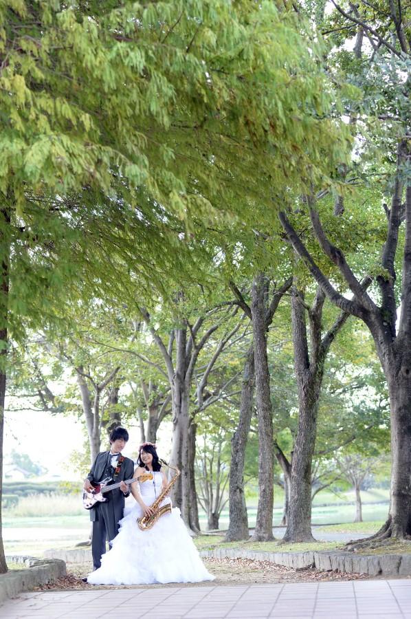 熊本 江津湖 前撮り