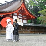 北九州,福岡,和装,洋装,前撮り,結婚式当日,,宗像大社0002