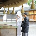 北九州,福岡,和装,洋装,前撮り,結婚式当日,,宗像大社0003