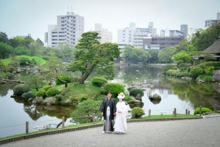 熊本 水前寺公園前撮りプラン-