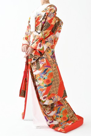鹿児島色打掛けKA-006