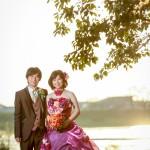 熊本,和装,洋装,前撮り,結婚式当日,,前撮り スタジオフィール 熊本県 熊本城