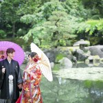 鹿児島,和装,洋装,前撮り,結婚式当日,,スタジオフィール 鹿児島